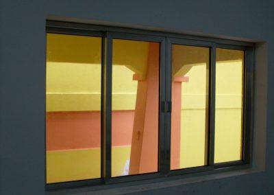 janela de alumínio de 04 folhas